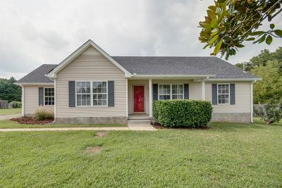 Christiana Single Family Home Under Contract - Showing: 215 Barley Dr