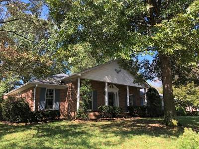 Brentwood Single Family Home Under Contract - Showing: 700 Spring House Cir