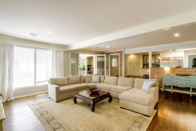 Single Family Home For Sale: 6210 Hillsboro Pike