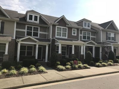 Hermitage Condo/Townhouse For Sale: 4004 Hoggett Ford Rd