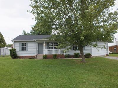Smyrna Single Family Home Under Contract - Showing: 304 Summer Drive