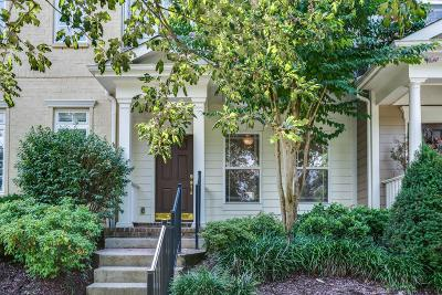Franklin Condo/Townhouse For Sale: 1203 Stoney Point Ln