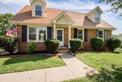 Clarksville Single Family Home For Sale: 359 Grassland Dr