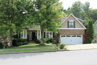 Nashville Single Family Home Under Contract - Not Showing: 1857 Woodland Pointe Dr