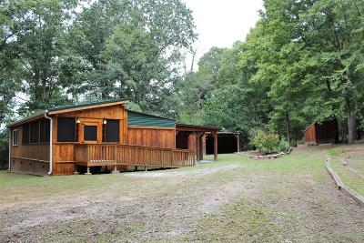 Cheatham County Single Family Home For Sale: 1071 Luster Harris Rd
