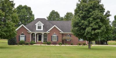Lewisburg Single Family Home For Sale: 1770 McBride Rd