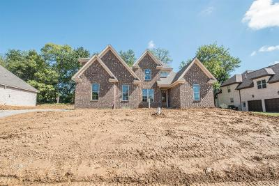 Hendersonville Single Family Home Under Contract - Not Showing: 1080 Luxborough Dr