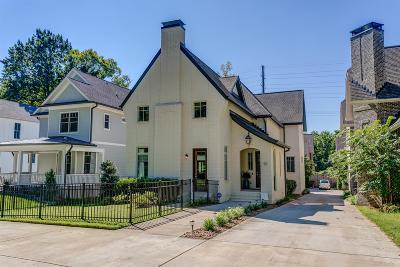 12 South Single Family Home For Sale: 923 A Gale Ln