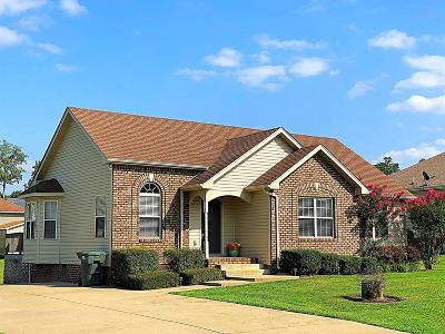 Springfield Single Family Home For Sale: 323 Gallop Ln