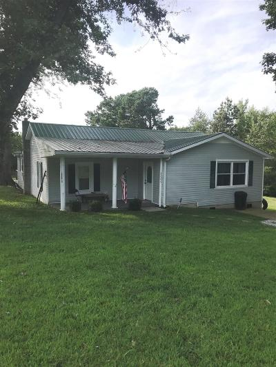 Dickson Single Family Home For Sale: 1009 Big Bartons Creek Road