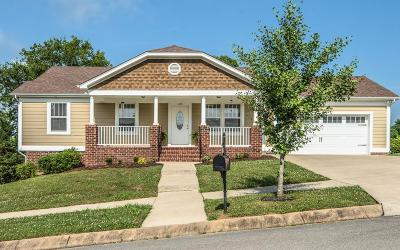 Franklin Single Family Home Under Contract - Not Showing: 103 Carters Glen Pl