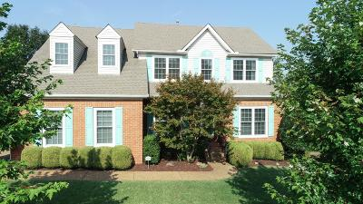 Franklin TN Single Family Home For Sale: $414,900