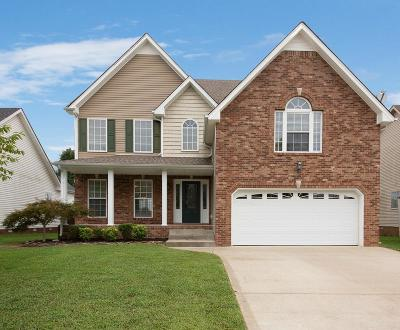 Fields Of Northmeade Single Family Home For Sale: 1453 Bruceton Dr