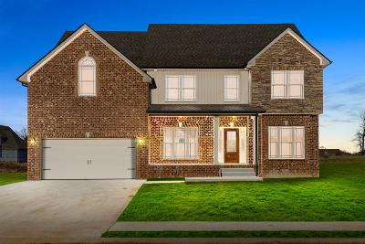 Clarksville Single Family Home For Sale: 61 Woodford Estates
