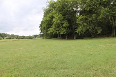 Thompsons Station  Residential Lots & Land For Sale: 1606 Thompson Station Rd W