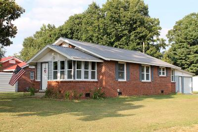 Dickson Single Family Home Under Contract - Showing: 202 Parkway W