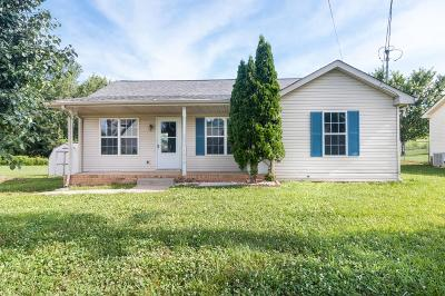 Christian County Single Family Home Under Contract - Not Showing: 1619 Hannibal