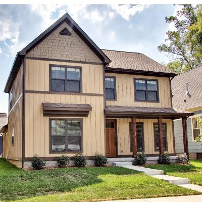 Old Hickory Single Family Home For Sale: 1203 Donelson Ave