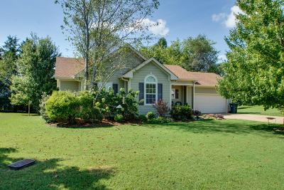 Dickson Single Family Home Under Contract - Showing: 122 Saddle Creek Cir