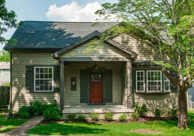 Old Hickory Single Family Home For Sale: 1104 Overton St