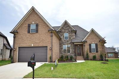 Spring Hill Single Family Home For Sale: 3013 Grunion Ln (341)