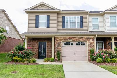 Lebanon Condo/Townhouse Under Contract - Not Showing: 714 Shady Stone Way