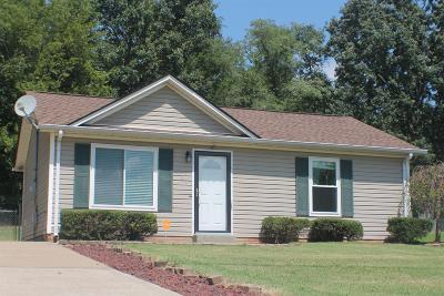 Oak Grove Single Family Home For Sale: 129 Gail Street