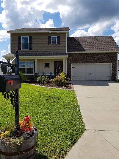 Christiana Single Family Home For Sale: 205 Ralen Ave
