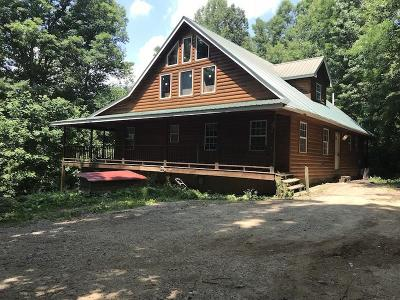 Grundy County Single Family Home Under Contract - Showing: 1505 Laynes Cove Rd