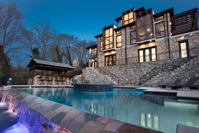 Nashville Single Family Home For Sale: 3540 Trimble Rd