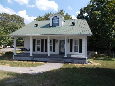 Ashland City Single Family Home For Sale: 106 W Lenox St