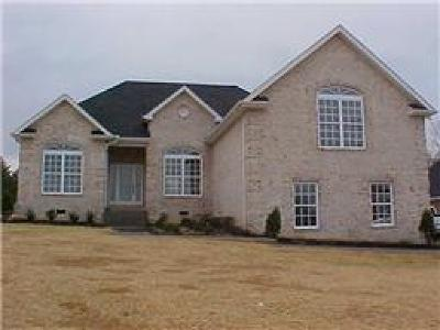 Robertson County Single Family Home Under Contract - Not Showing: 2002 Windsong Trl