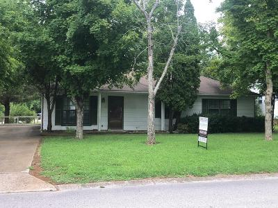 Franklin Single Family Home Under Contract - Showing: 616 Alexander Dr