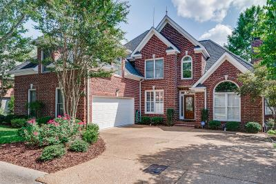 Davidson County Single Family Home Under Contract - Showing: 320 Whitworth Way