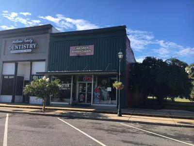 Hohenwald Commercial For Sale: 18 E Main St