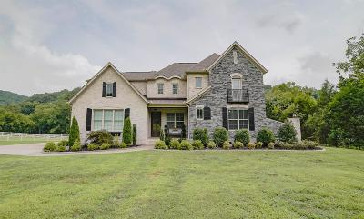 Nashville Single Family Home Under Contract - Showing: 8145 Charlotte Pike