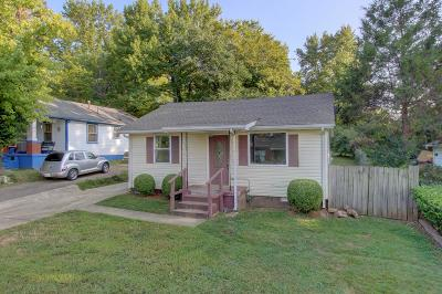Single Family Home Sold: 1232 Paradise Hill Rd