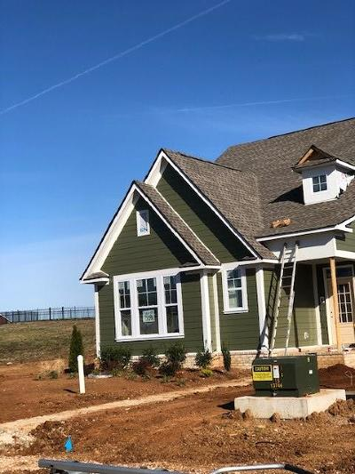 Spring Hill Single Family Home For Sale: 114 Harvest Point Blvd Lot 329