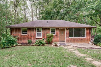Pegram Single Family Home For Sale: 514 Longview