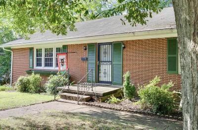 Mount Pleasant Single Family Home For Sale: 603 Washington Avennue