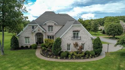 Brentwood TN Single Family Home Under Contract - Showing: $669,966