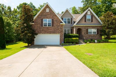 Nashville Single Family Home Under Contract - Not Showing: 1869 Woodland Pointe Dr