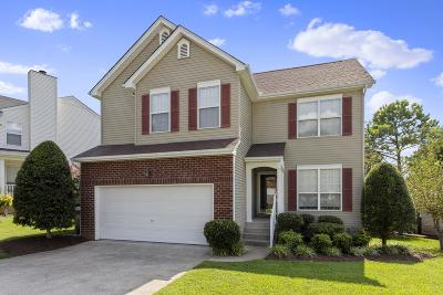 Old Hickory Single Family Home For Sale: 732 Sweetwater Cir