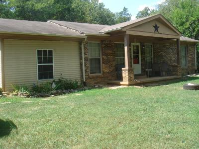Columbia  Single Family Home For Sale: 884 New Lewisburg Hwy