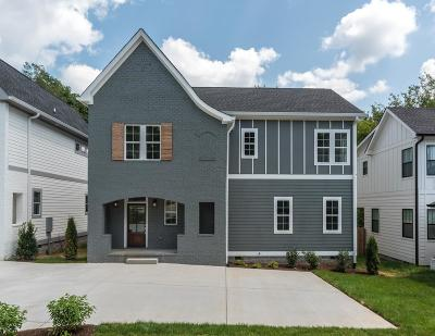 Nashville Single Family Home Under Contract - Not Showing: 2146 B Oakland St