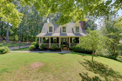 Clarksville Single Family Home For Sale: 2840 Scenic Dr