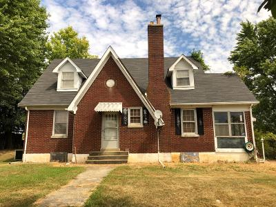 Columbia  Single Family Home For Sale: 1608 Williamsport Pike