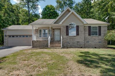 Spring Hill  Single Family Home Under Contract - Showing: 551 D V Cir