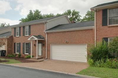 Brentwood Condo/Townhouse Under Contract - Showing: 1629 Vineland Dr