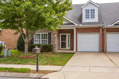 Spring Hill Single Family Home For Sale: 1063 Misty Morn Cir